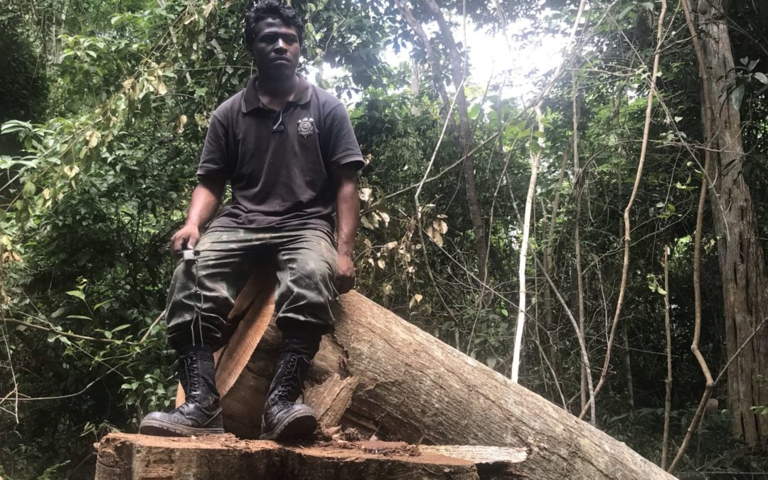'Guardian of the Forest' ambushed and murdered in Brazilian Amazon