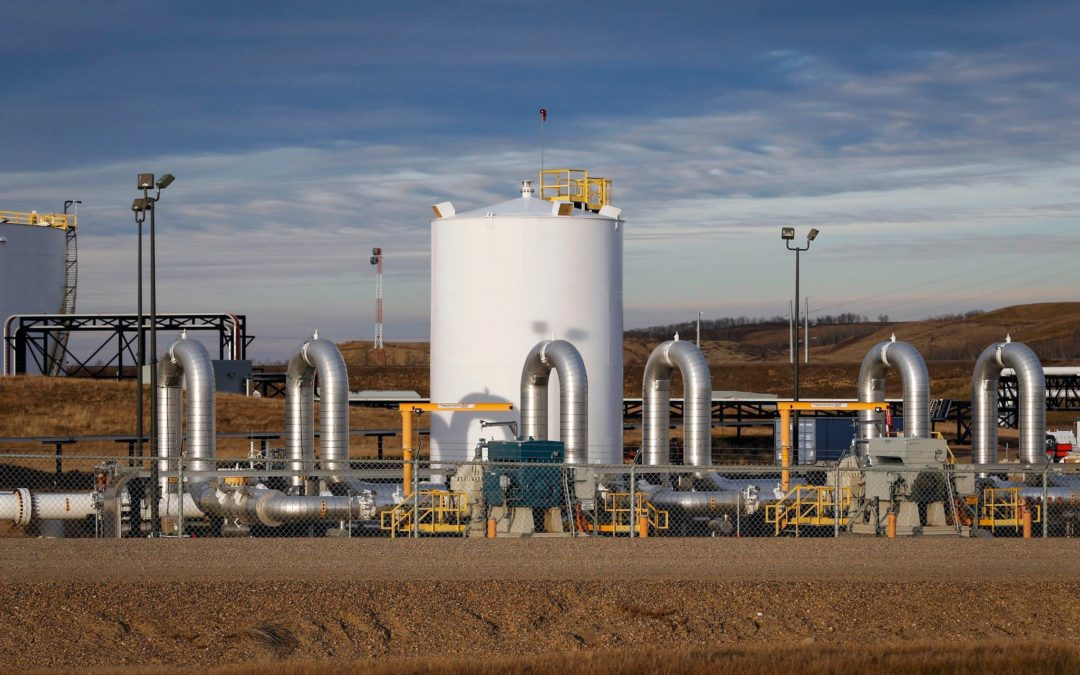 Keystone Pipeline Leaks 383,000 Gallons of Oil in North Dakota