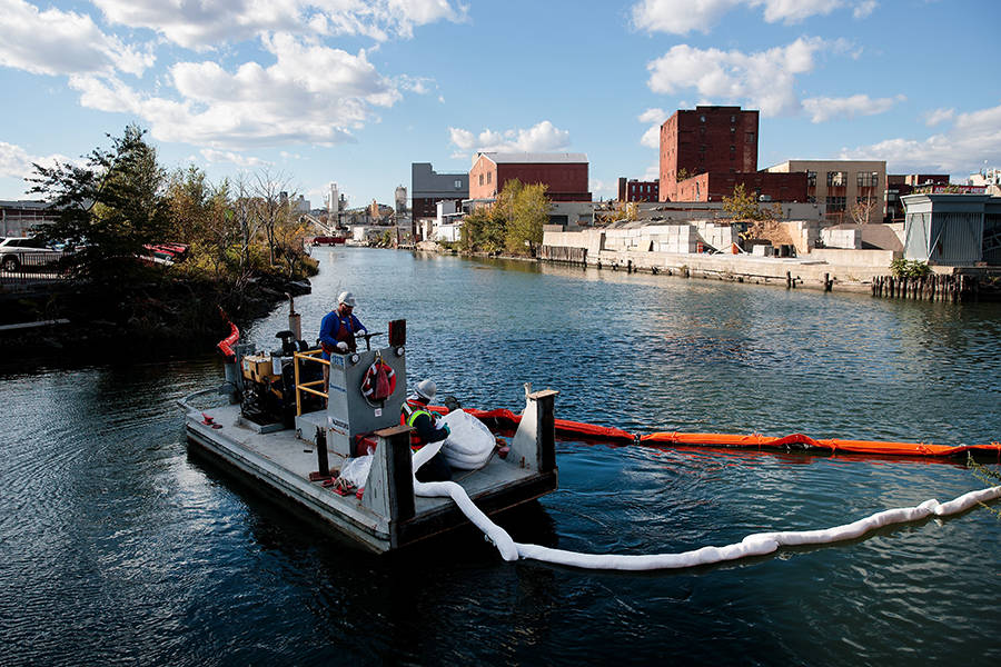 60% of Toxic Superfund Sites Threatened by Climate Change