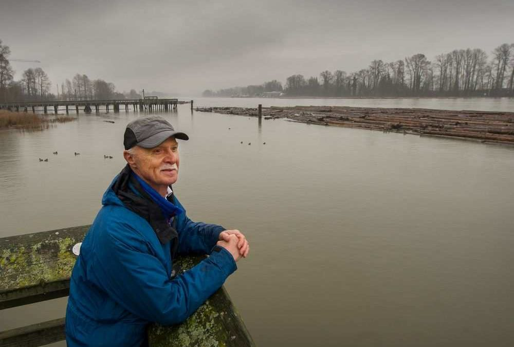 Fraser River the most critically endangered river in B.C: Outdoor council