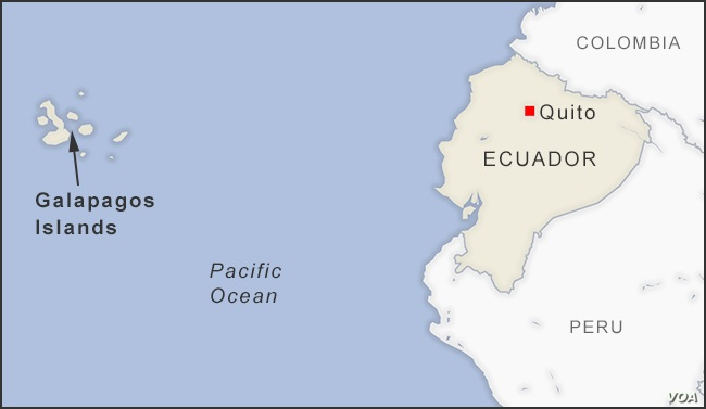 State of Emergency in Ecuador From Diesel Spill on Galapagos