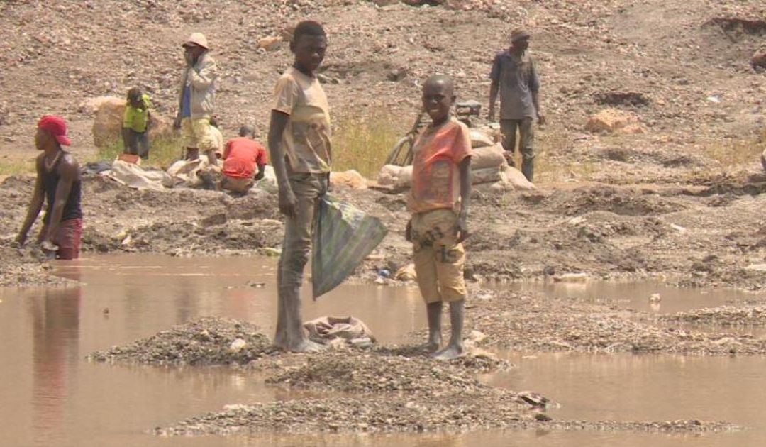 Apple, Google, Microsoft, Tesla and Dell sued over child-mined cobalt from Africa