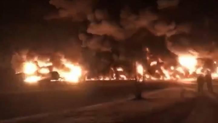 1.5 million litres of crude oil spilled in Saskatchewan CP Rail train derailment