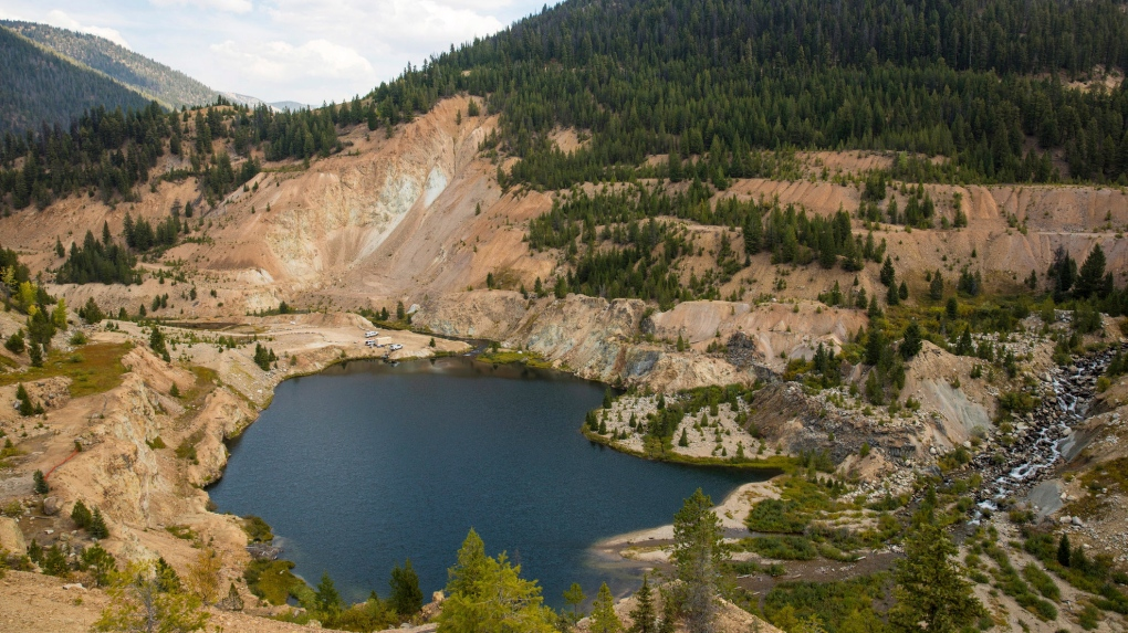 B.C. mining company allowed to write own environmental report in U.S.