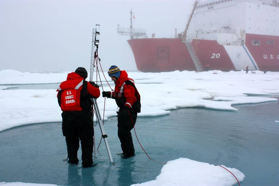 Dwindling Arctic Sea Ice May Affect Tropical Weather Patterns
