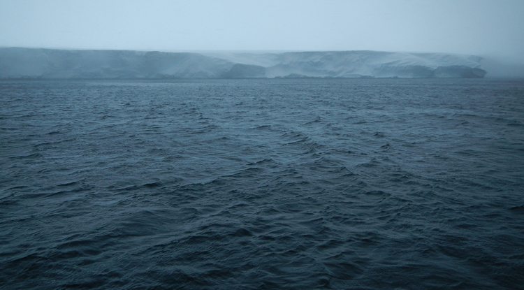 Antarctic Waters: Warmer with More Acidity and Less Oxygen