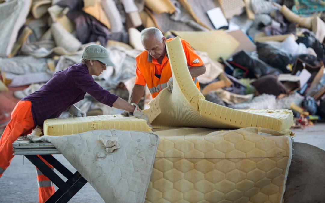 The mattress landfill crisis: how the race to bring us better beds led to a recycling nightmare