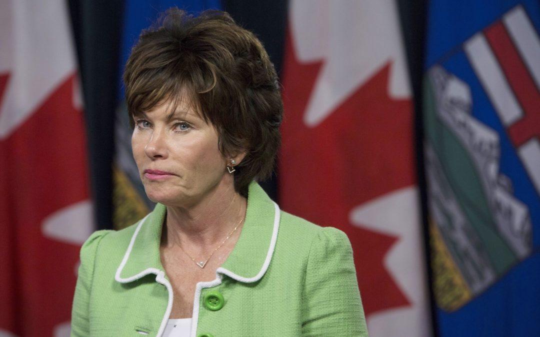 Alberta minister, Canada
