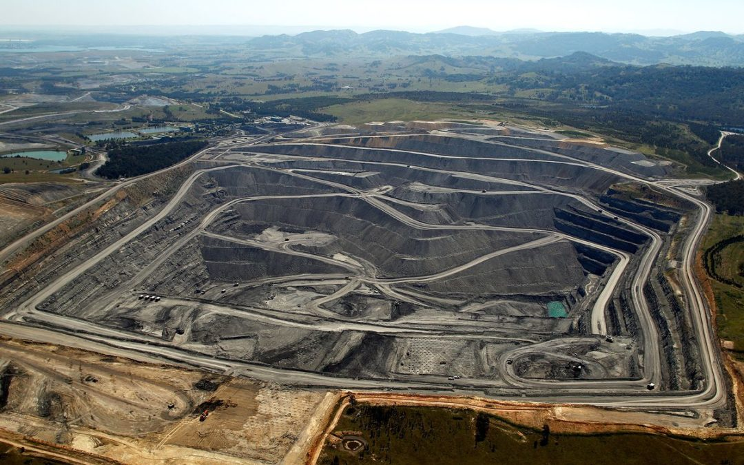 Glencore's coal mining operations in Australia