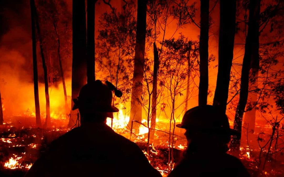 Victoria should expect one or two more 'megafires' before end of decade