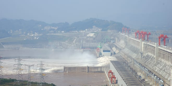China's Three Gorges Dam, Largest in World, In Danger of Collapse After Worst Floods in 70 Years