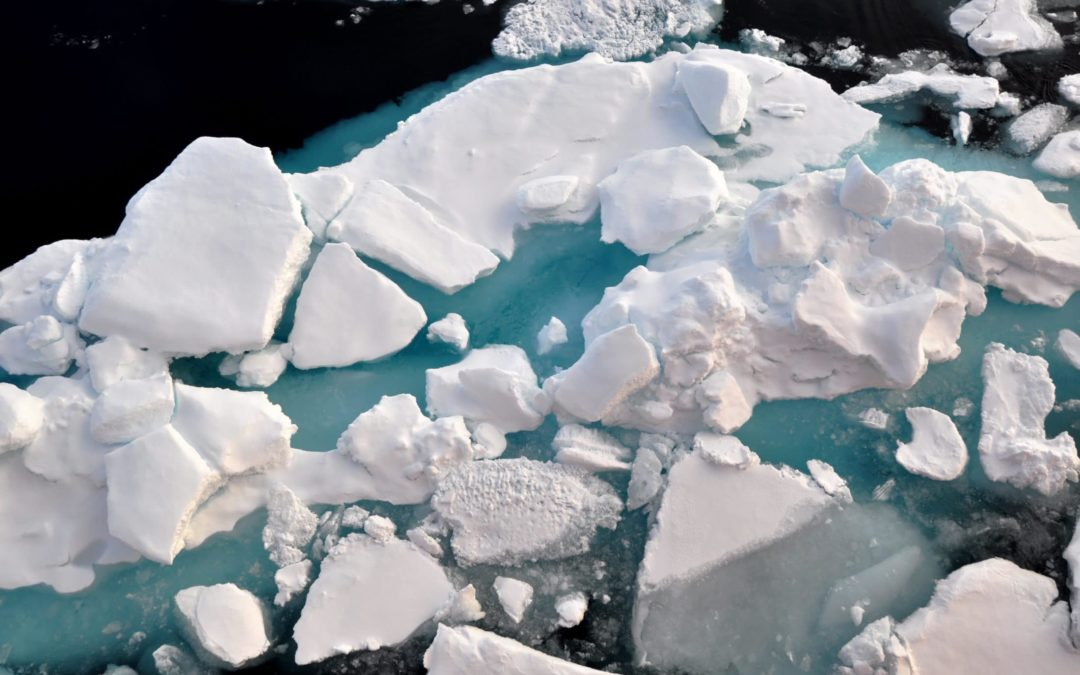 Arctic Ocean acidification could reach levels far greater than predicted if emissions stay high
