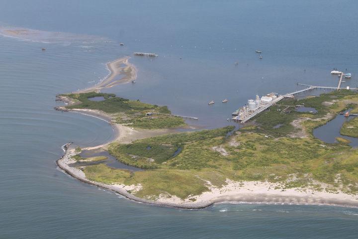 East Timbalier Island