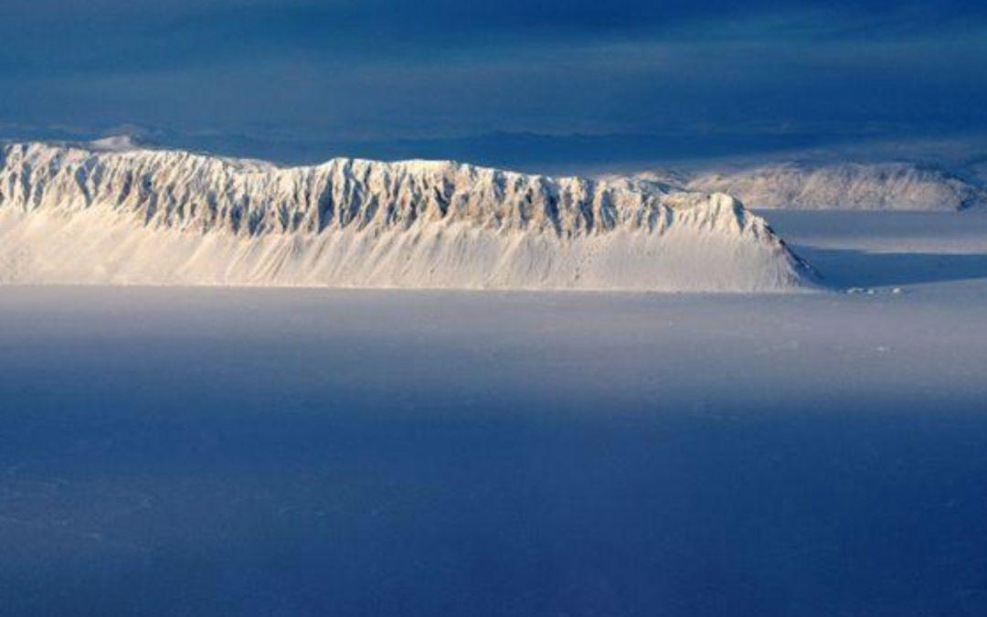 Ellesmere Island ice shelf