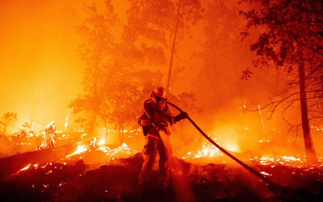 California fires burn record 2m acres