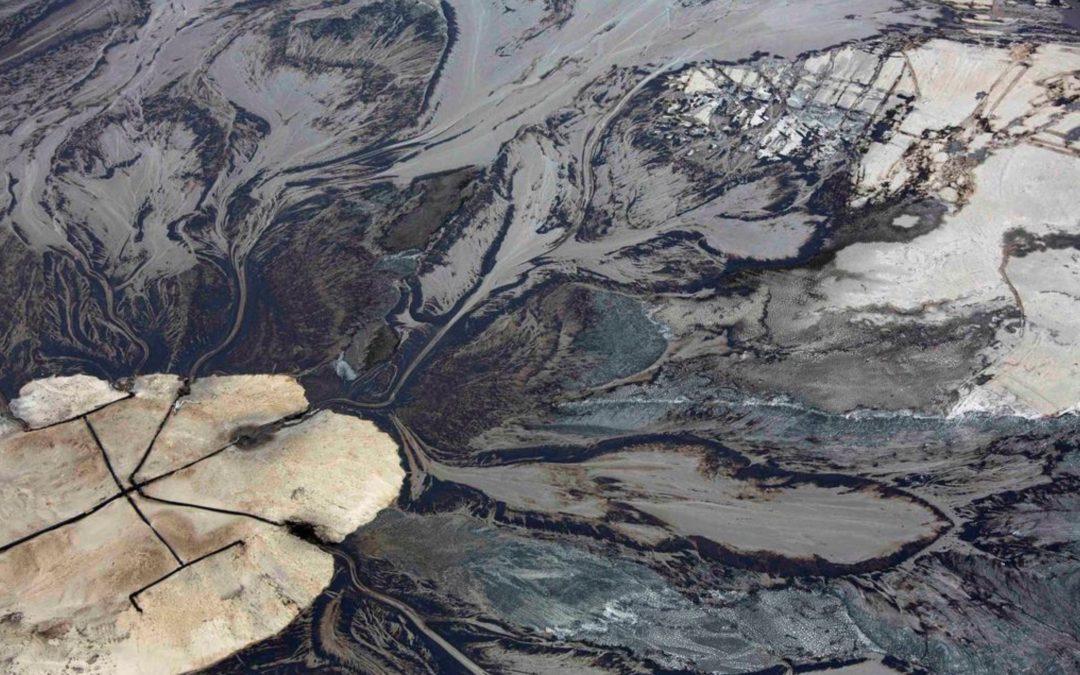suncor tailings ponds, tar sands