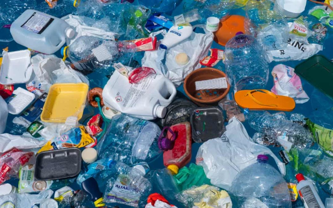 US and UK citizens are world's biggest sources of plastic waste