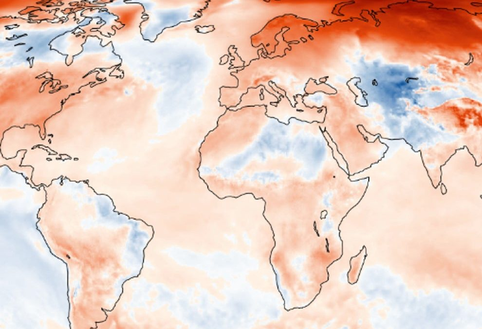 Climate crisis: November 2020 was world's warmest on record