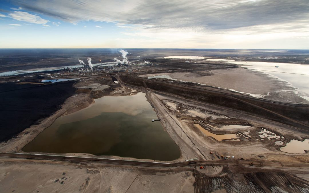 It's official: Alberta's oilsands tailings ponds are leaking. Now what?