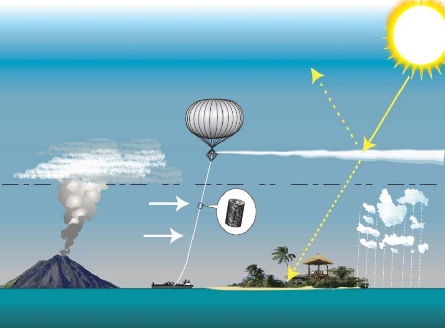 Should Solar Geoengineering Be a Tool to Slow Global Warming, or is Manipulating the Atmosphere Too Dangerous?