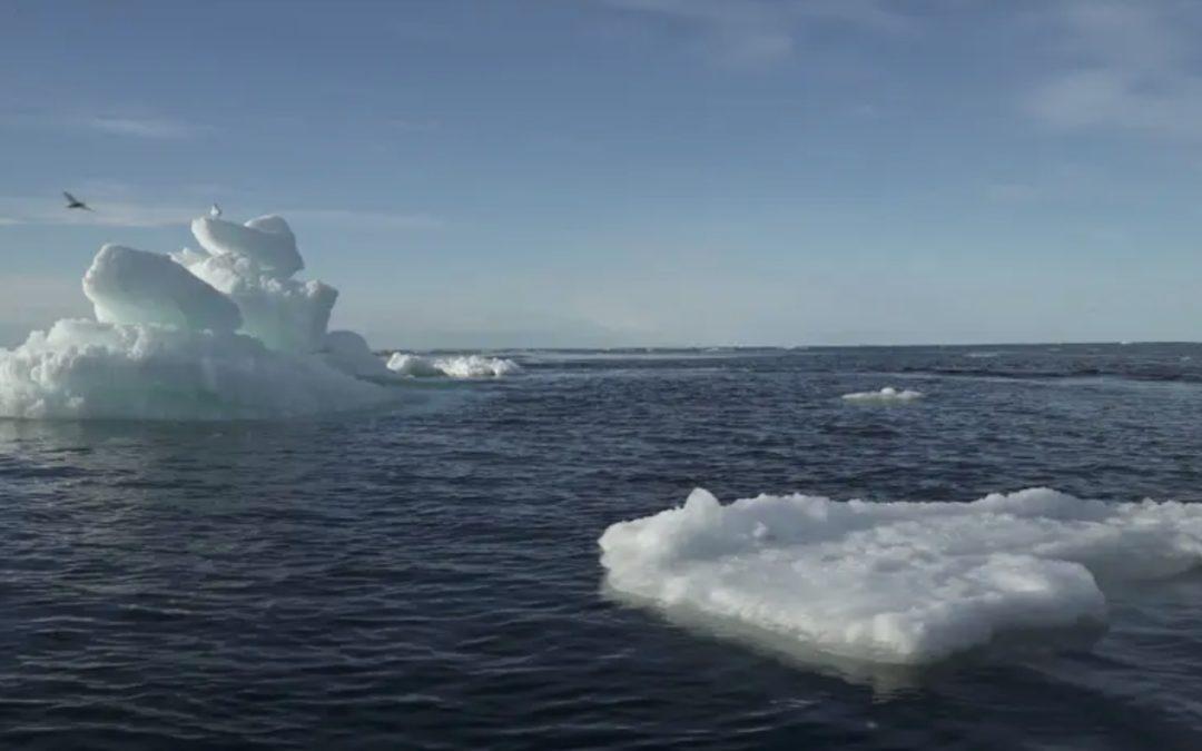 'Mindboggling' Arctic heatwave breaks records