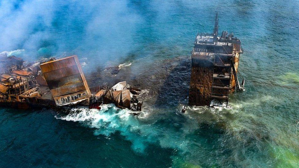Toxic Ship