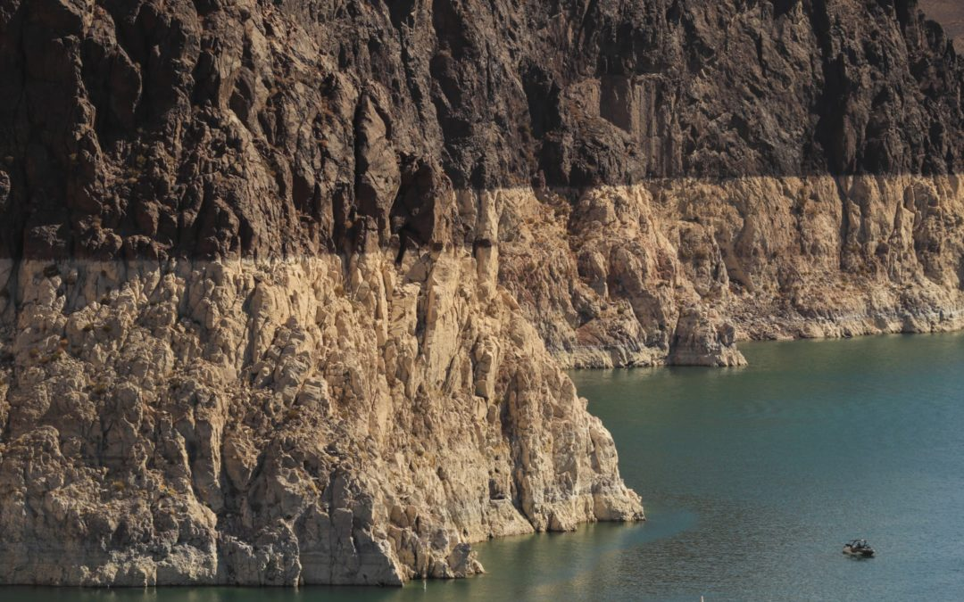 'Unrecognizable.' Lake Mead, a lifeline for water in Los Angeles and the West, tips toward crisis